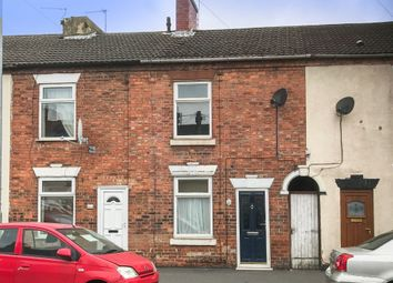 Thumbnail 3 bedroom terraced house for sale in Waterloo Street, Burton-On-Trent