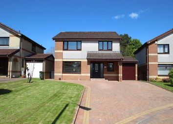 Thumbnail 4 bed detached house for sale in Crosslee Crescent, Houston, Johnstone