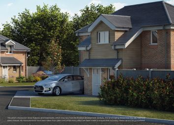Thumbnail 3 bed semi-detached house for sale in Mulberry Close, Blackfield, Southampton