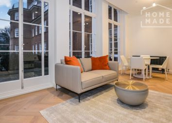 Thumbnail 1 bed flat to rent in Kidderpore Avenue, West Hampstead