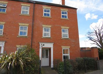 Thumbnail 3 bed terraced house for sale in Silver Street, Uttoxeter