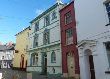 Thumbnail 1 bed flat to rent in High Street, Brecon