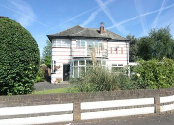 Thumbnail 4 bed detached house for sale in Delaunays Road, Sale