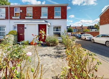 Thumbnail 2 bed terraced house for sale in St. Lukes Close, Woodside, Croydon