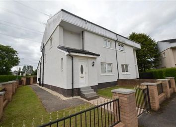 Thumbnail 4 bed semi-detached house for sale in Delhi Avenue, Clydebank, Glasgow