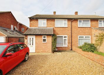 Thumbnail 3 bed semi-detached house to rent in Long Reach Road, Cambridge