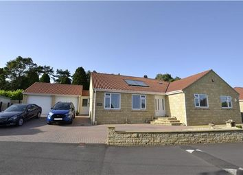 Thumbnail 4 bed detached bungalow for sale in Huddox Hill, Peasedown St. John, Bath, Somerset