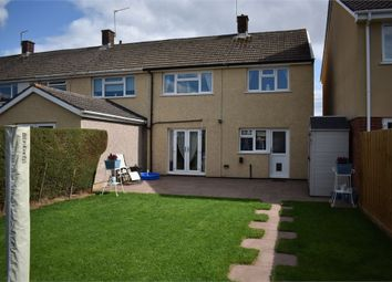 Thumbnail 2 bed end terrace house for sale in Thornwell Road, Chepstow, Monmouthshire