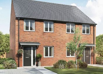 Plot 136 Stadium Road, Hall Green, Birmingham B28. 2 bed terraced house
