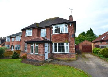 Thumbnail 4 bed detached house for sale in Loughborough Road, Ruddington