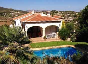 Thumbnail 4 bed villa for sale in Rafalet, Jávea, Alicante, Valencia, Spain