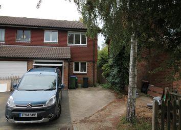 De Grays Close, Lewes BN7. 3 bed semi-detached house