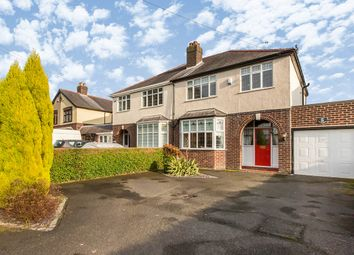 3 bed semi-detached house for sale in Howey Hill, Congleton, Cheshire CW12