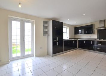 Thumbnail 4 bed town house for sale in Buccaneer Avenue, Brockworth, Gloucester
