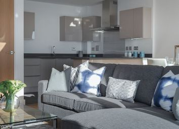 Thumbnail 2 bed flat to rent in Central Mill, Haggerston Road