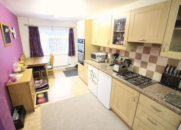 Thumbnail 3 bed semi-detached house for sale in Roche Avenue, Leek, Staffordshire