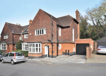 Thumbnail 4 bed semi-detached house for sale in Lubbock Road, Chislehurst, Kent