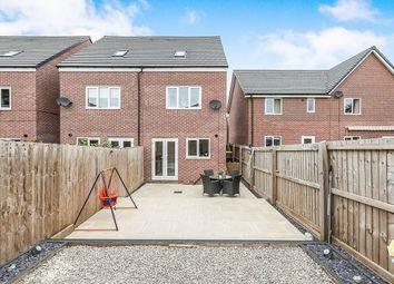 Thumbnail 3 bed semi-detached house for sale in Aspenwood Close, Bamber Bridge, Preston