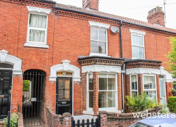 Thumbnail 2 bed terraced house for sale in Muriel Road, Norwich
