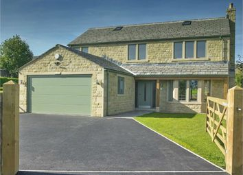 Thumbnail 4 bed detached house for sale in Penistone Road, Hade Edge, Holmfirth, West Yorkshire
