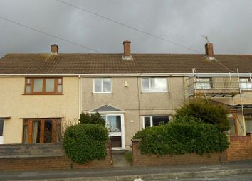 Thumbnail 3 bed terraced house to rent in Sunnybank Road, Port Talbot, Neath Port Talbot.