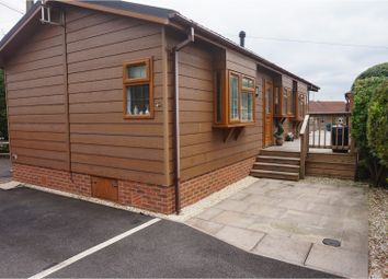 Thumbnail 2 bed mobile/park home for sale in The Glen, Bromsgrove