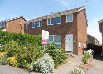 Thumbnail 3 bedroom semi-detached house for sale in Kipton Field, Rothwell, Kettering