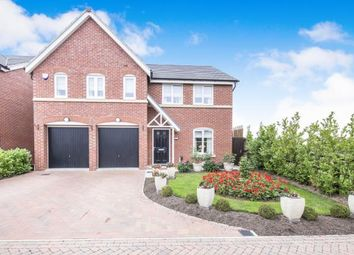 Thumbnail 5 bedroom detached house for sale in Blackfriars Road, Syston, Leicester, Leicestershire