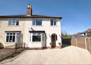Thumbnail 3 bed semi-detached house to rent in Garden Road, Cheltenham