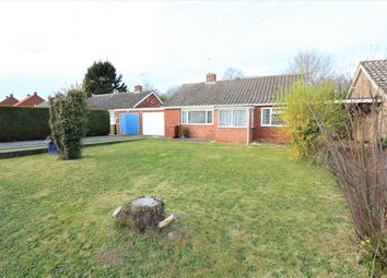 Thumbnail 2 bed bungalow for sale in Stone Road, Toftwood