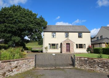Thumbnail 4 bed detached house for sale in Friar Row, Caldbeck, Wigton
