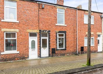 Thumbnail 2 bed terraced house for sale in Newhouse Road, Esh Winning, Durham, Durham