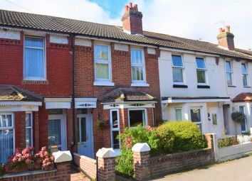 Thumbnail 3 bed terraced house to rent in Hamilton Road, Bishopstoke, Eastleigh