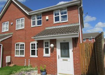 Thumbnail 3 bedroom property for sale in Park Close, Preston