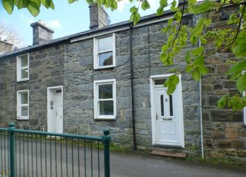 Thumbnail 2 bed terraced house for sale in Ynys Terrace, Blaenau Ffestiniog, Gwynedd