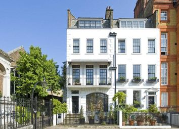 Thumbnail 4 bed end terrace house to rent in Cheyne Walk, London