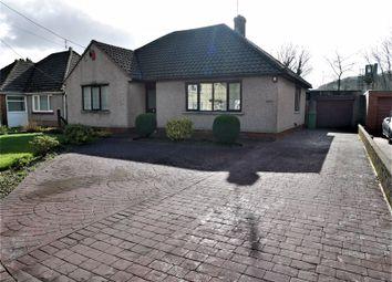 Thumbnail 2 bedroom detached bungalow for sale in Poplar Road, Hawthorn, Pontypridd