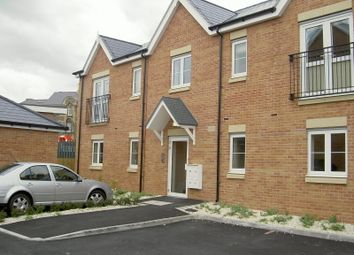Thumbnail 2 bed flat to rent in Castle Mews, North View Terrace, Caerphilly