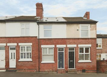 Thumbnail 3 bed terraced house for sale in Hall Street, Mapperley, Nottingham