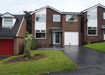 Thumbnail 4 bed detached house for sale in Hayfield Road, Bredbury