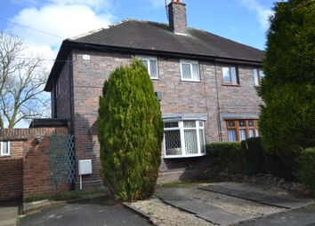 Thumbnail 2 bed semi-detached house for sale in Lionel Grove, Hartshill, Stoke-On-Trent