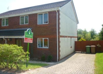 Thumbnail 3 bed semi-detached house to rent in Blackthorn Close, Honicknowle, Plymouth