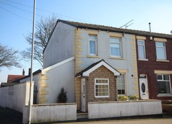 Thumbnail 3 bedroom end terrace house for sale in Norden Road, Bamford, Rochdale