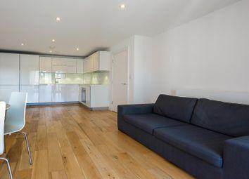 Thumbnail 1 bed flat to rent in Akerman Road, London