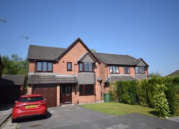 Thumbnail 4 bedroom detached house to rent in Willowcroft Rise, Blythe Bridge, Stoke-On-Trent