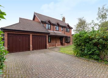 4 bed detached house for sale in Chivers Drive, Finchampstead, Wokingham, Berkshire RG40