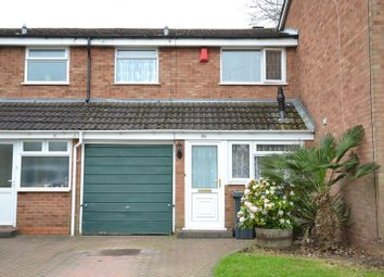 Thumbnail 3 bed town house for sale in Barron Road, Northfield, Birmingham