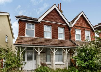Thumbnail 2 bed flat for sale in Willingdon Road, Eastbourne