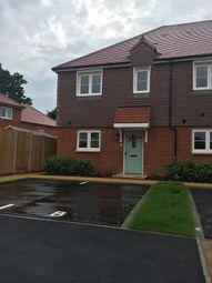 3 bed semi-detached house to rent in Baker Lane, Tonbridge, Kent TN11