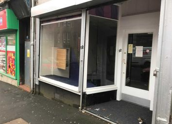 Thumbnail Retail premises to let in Well Street, Paisley